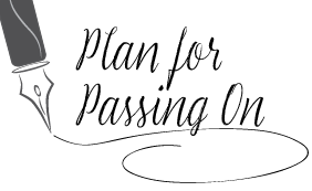 Plan for Passing On